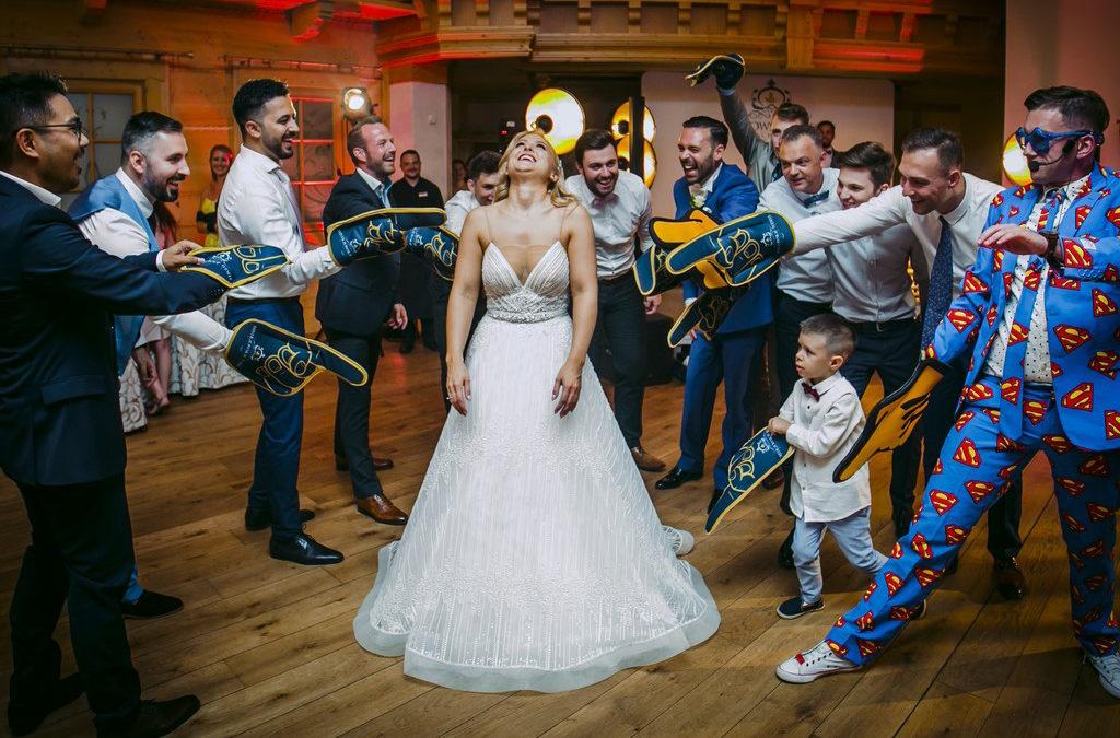 Chochołowy Dwór – piękny ślub i wesele Daisy i Michiego :)