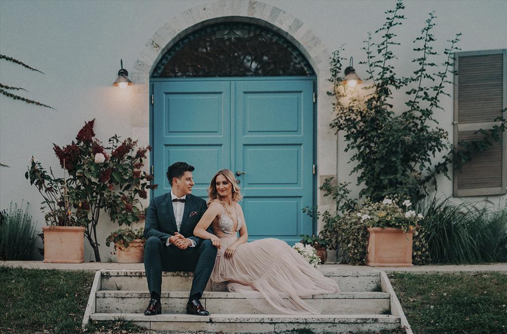 Iza i Paweł – Villa Love